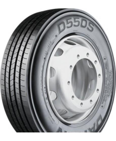 DAYTON D550 S 245/70 R17.5 136/134 M/M