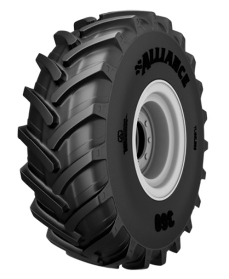 ALLIANCE FORESTRY 360 710/70 R38 175/168 A2/A8